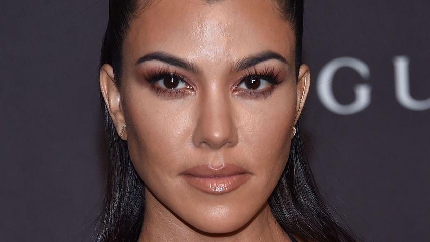 Nach über 10 Jahren im TV: Kourtney Kardashian tritt kürzer