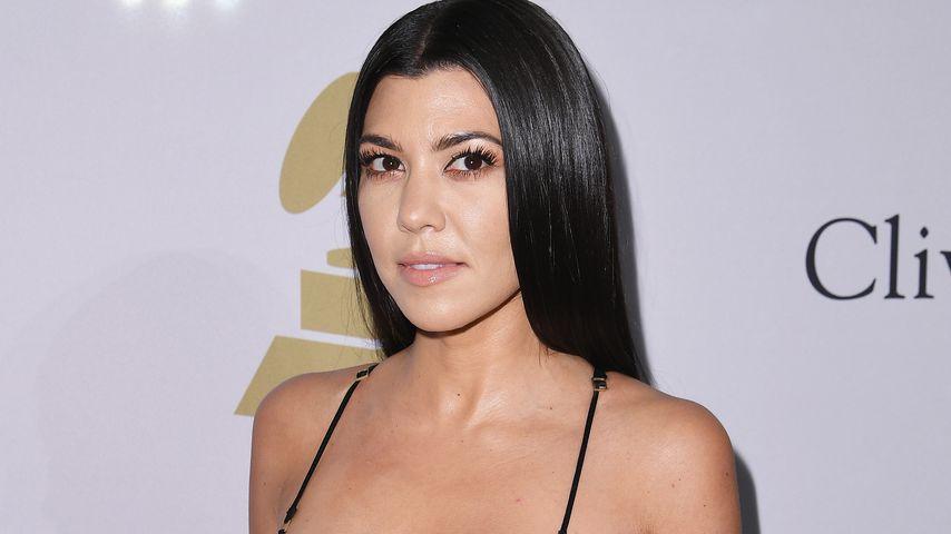Kourtney Kardashian bei einer Gala