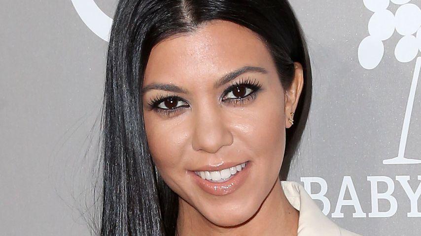 Kourtney Kardashian bei der Baby2Baby Gala in Kalifornien