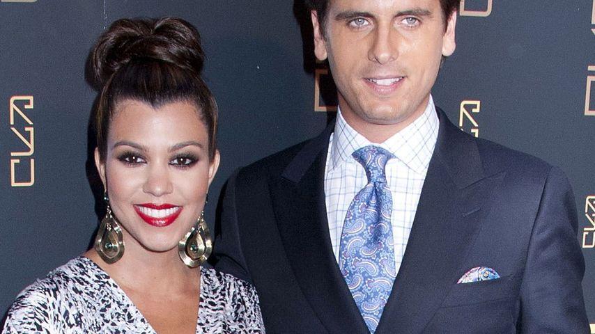 Ist Kourtney Kardashians Freund etwa kriminell?
