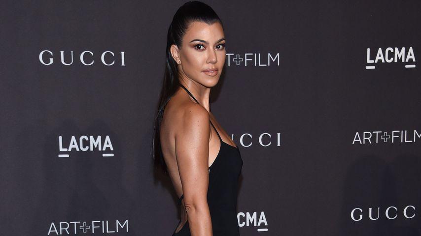 Nach Prügelei im TV: Kourtney Kardashian hört bei KUWTK auf!