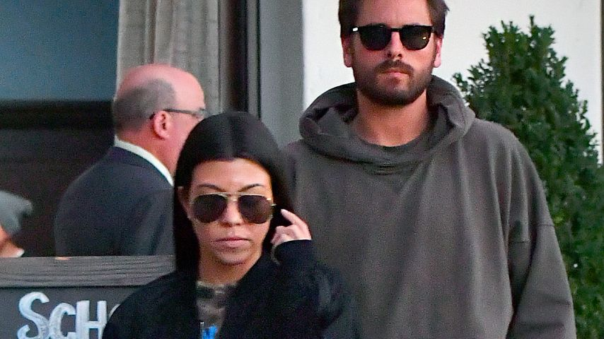 Couple-Snaps: Reagiert Kourtney so auf Scotts Sofia-Flirt?