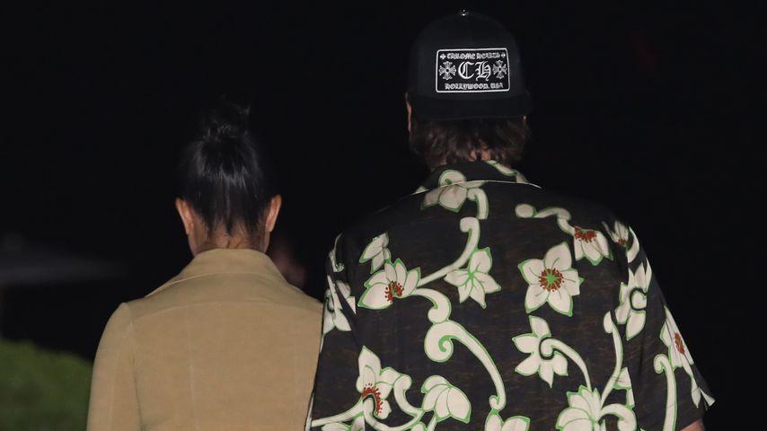 Kourtney Kardashian und Scott Disick im August 2020
