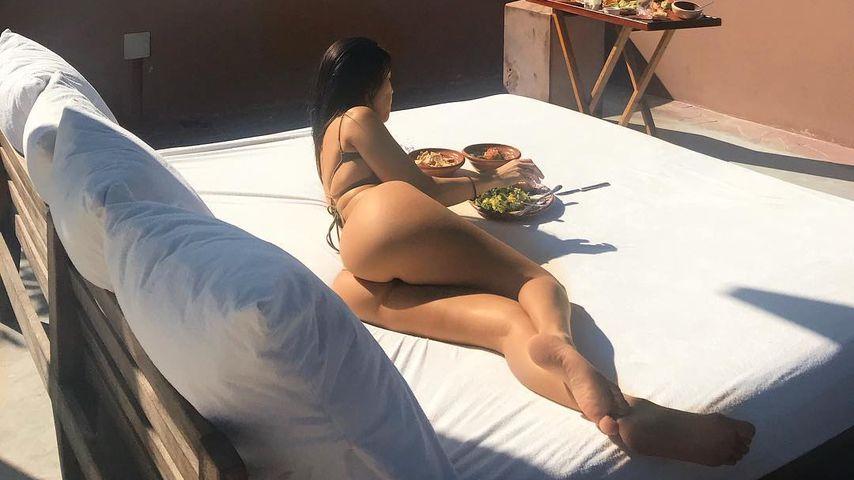 Kourtney Kardashian im Mexiko-Urlaub