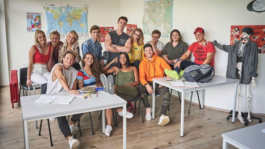 """""""Krass Schule""""-Schüler-Cast"""