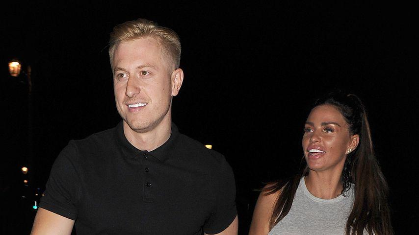 Nach nicht mal einem Tag: Katie Price und Kris wieder Paar!