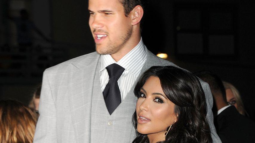Kris Humphries und Kim Kardashian bei einem Launch-Event in Hollywood