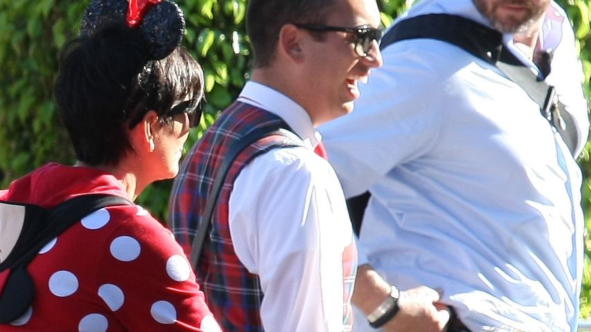 Peinlich mit 59? Kris Jenner im Micky-Maus-Outfit
