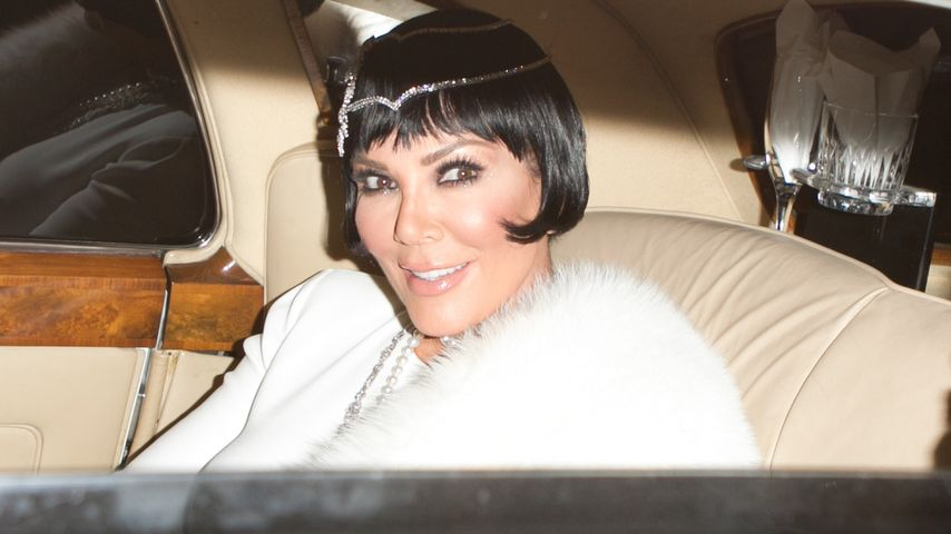 Im Gatsby-Look: Kris Jenner feiert 2-Millionen-Sause