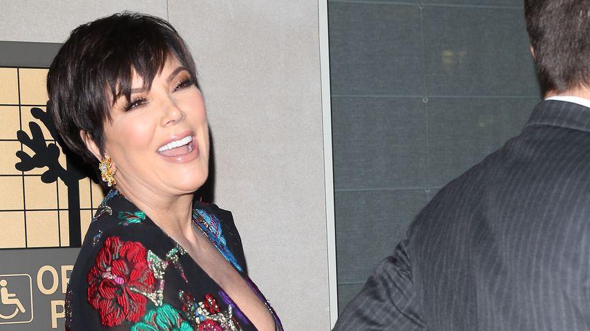Kris Jenner innig mit Scott Disick