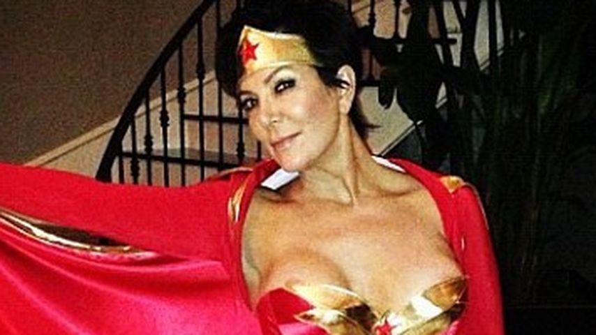 Nippel entblößt! Kris Jenner (56) zu freizügig