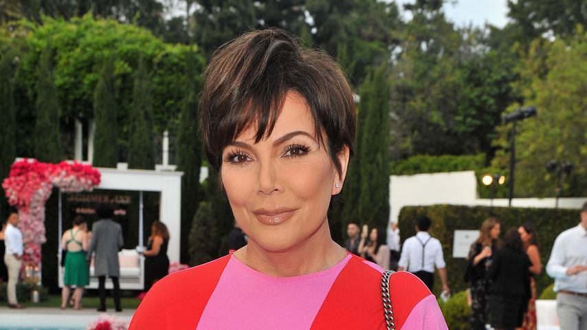 Kris Jenner bei John Legends Launch Party