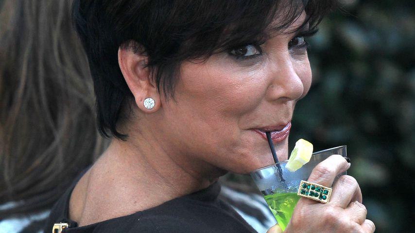 Bald im Entzug? Kris Jenners Alkohol-Konsum außer Kontrolle
