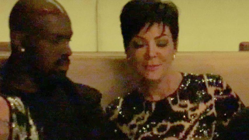 Verliebt! Hier turtelt Kris Jenner mit ihrem Neuen