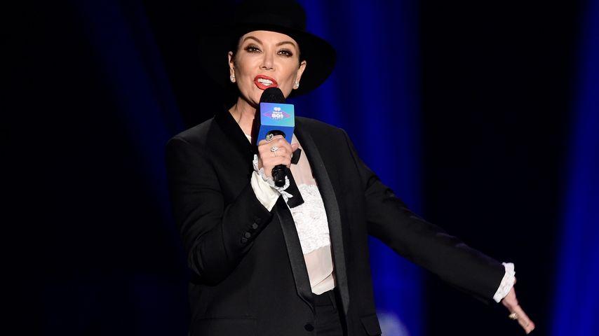 Peinlicher Bühnen-Vorfall: Kris Jenner wird ausgebuht!