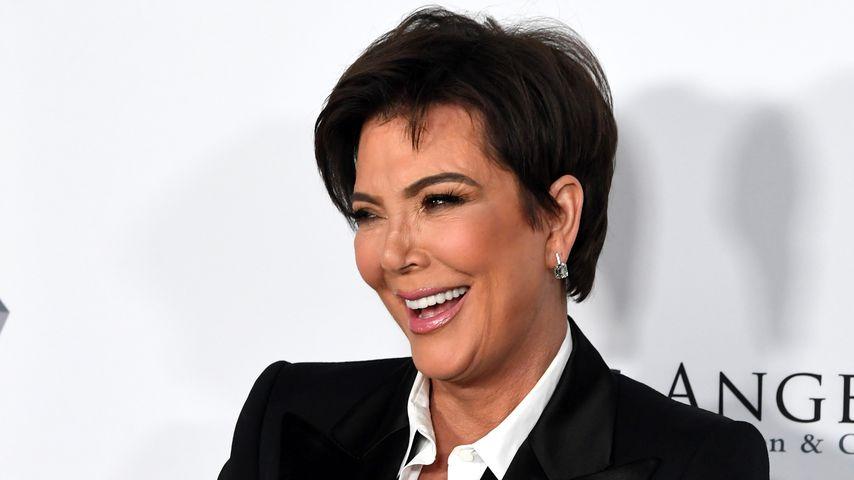 Kris Jenner im Februar 2018 in Santa Monica