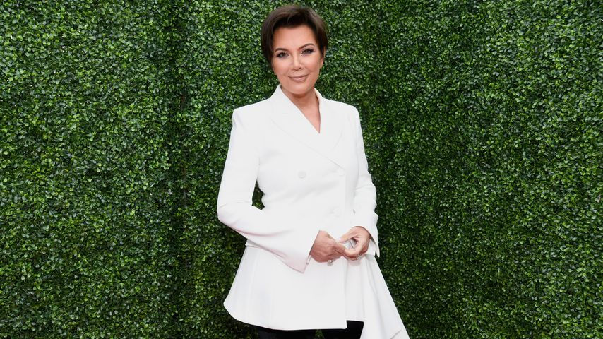 Kris Jenner bei den MTV Movie And TV Awards in Santa Monica