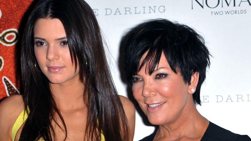 Kris Jenner: Ergreifende Lobeshymne auf Tochter Kendall