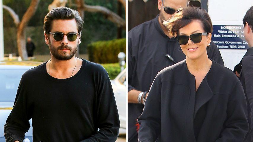 Ultimatum für Scott: Kris Jenner überwacht Drogenkonsum