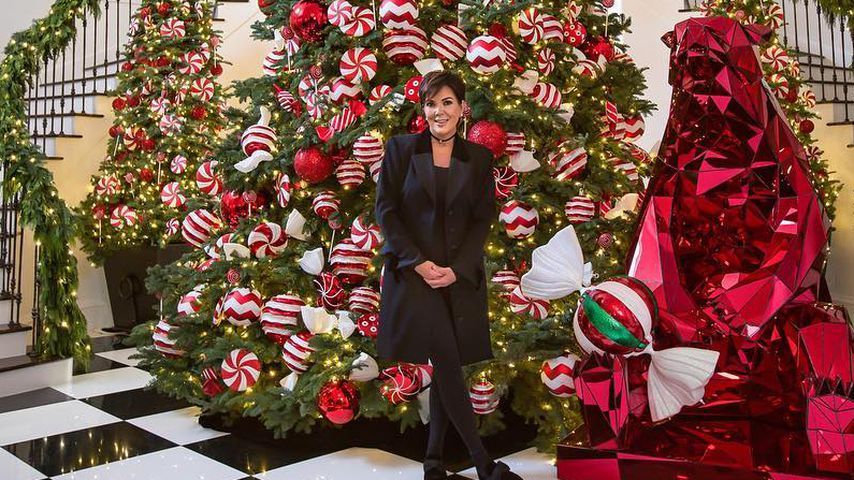 Kris Jenner zeigt Herz: An Xmas gab's Essen für Obdachlose!