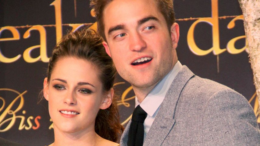 "Nach Ex Kristen: Auch Robert Pattinson ist ""Twilight""-Fan"