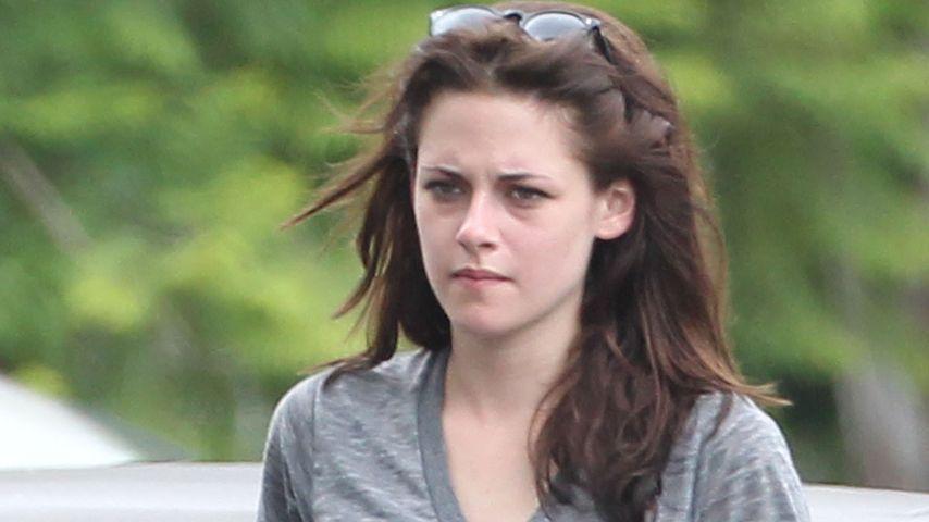 Völlig fertig: Kristen Stewart duscht nicht mehr