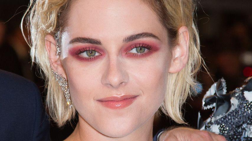 Make-up-Fail: Kristen Stewart sieht zum Gruseln aus!
