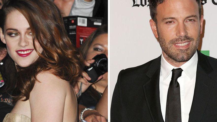 KStew: Film mit Ben Affleck könnte heiß werden!