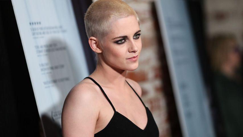 Radikal kurz: Kommt Kristen Stewarts Fast-Glatze an?