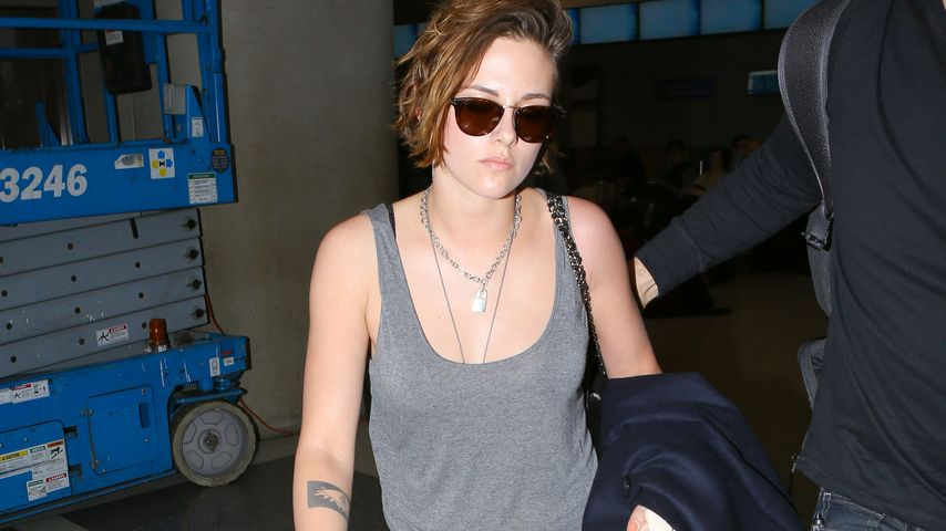 Endlich: Kristen Stewart bricht mit Lotter-Image!