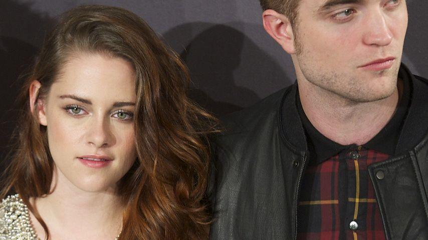 Robert Pattinson will mit Kristen Stewart drehen!