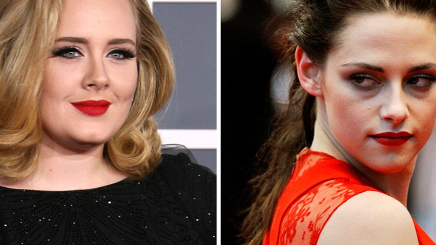 Kristen Stewart: Kampf-Szenen mit Adele eingeübt