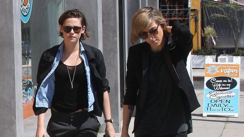 Kristen Stewart: Mama dementiert Lesben-Outing