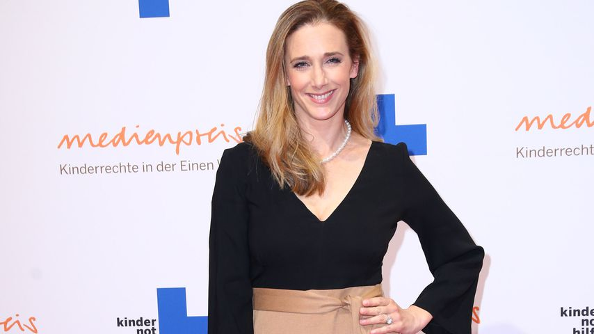 Kristin Meyer beim 19. Media Award der Kindernothilfe