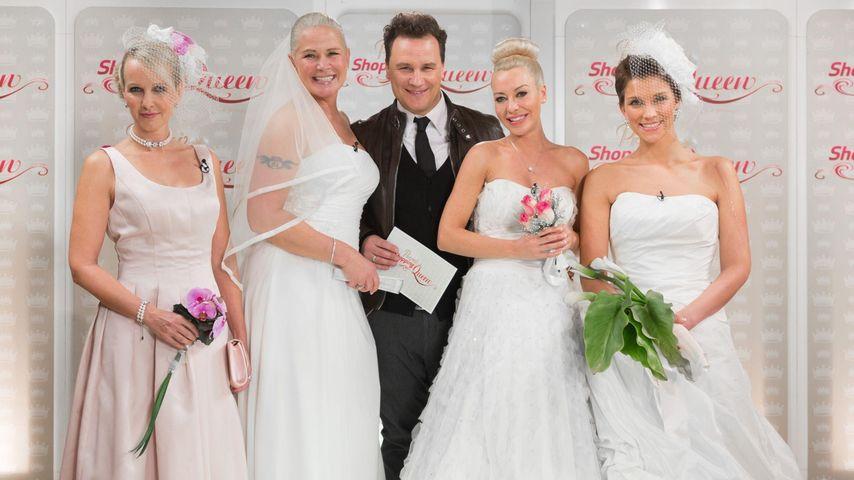 Guido Maria Kretschmer, Claudia Effenberg, Nina Kristin, Anna-Maria Zimmermann und Kristina Bach