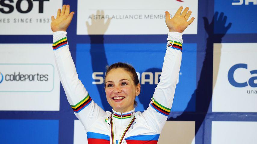 Trainingsunfall: Olympia-Siegerin muss notoperiert werden