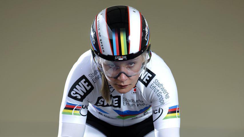 Kristina Vogel, Profi-Bahnradfahrerin