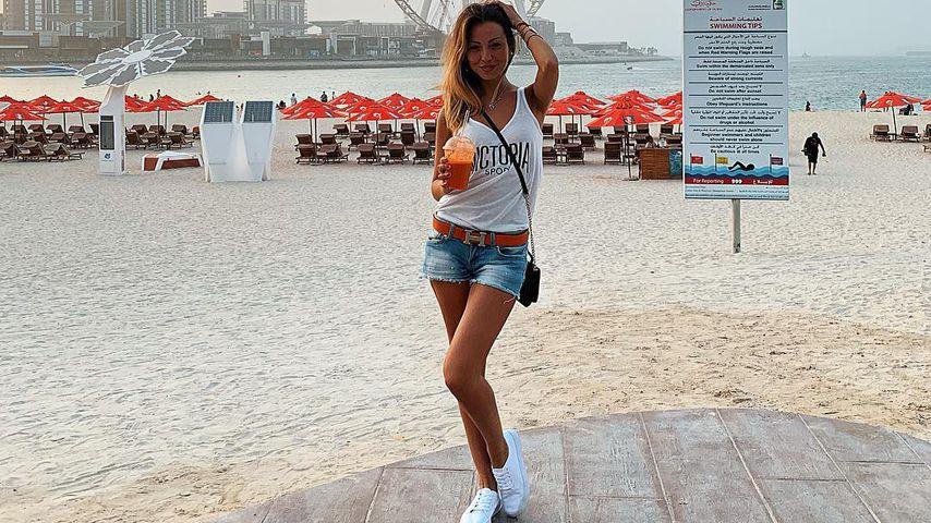 Kristina Yantsen, 2019 in Dubai