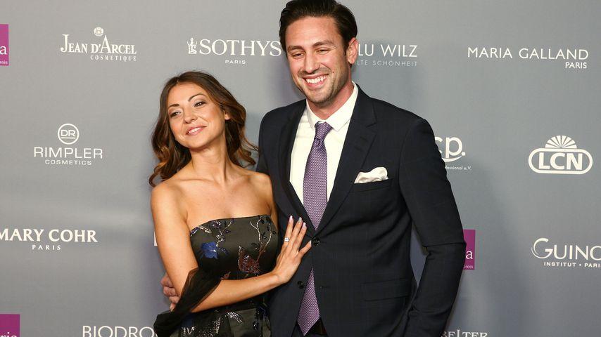Kristina Yantsen und Daniel Völz im März 2018