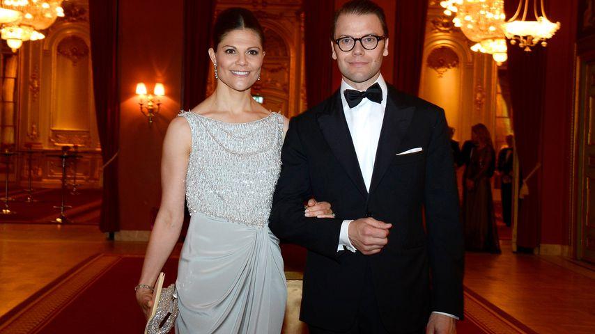 Corona-Infektion: So geht es Victoria & Daniel von Schweden