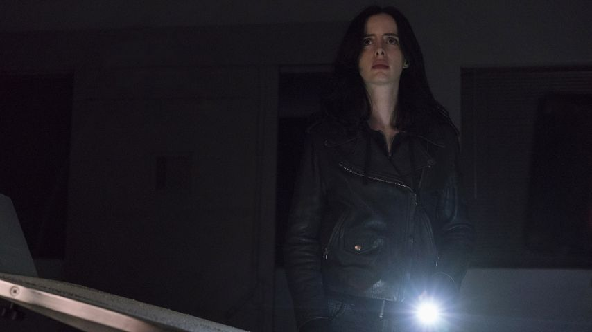 "Krysten Ritter in der Marvel-Serie ""Jessica Jones"""