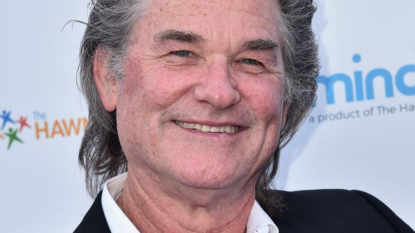 Kurt Russell besucht Goldie's Love In For Kids 2016