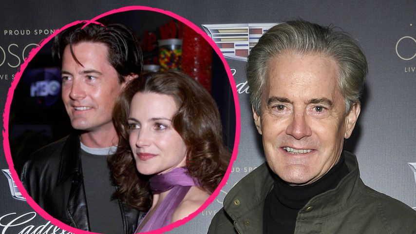 """Kyle MacLachlan hasste seine Rolle in """"Sex and the City"""""""