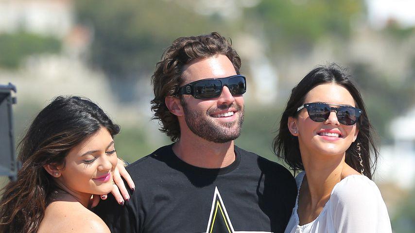 Kylie Jenner, Kendall Jenner und Brody Jenner