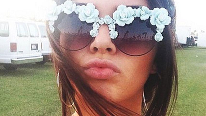 Kendall Jenner: Millionen für heiße Webcam-Action?