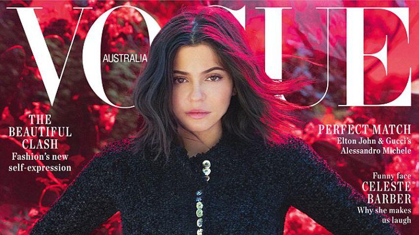 Nach Kim & Kendall: Erstes Vogue-Cover für Kylie Jenner!