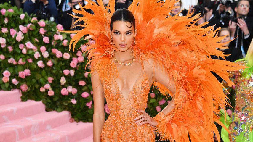 Kendall Jenner auf der Met Gala 2019