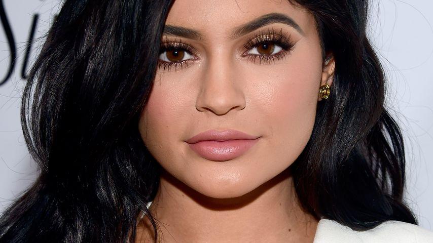Kylie Jenner auf einem Red Carpet in Los Angeles