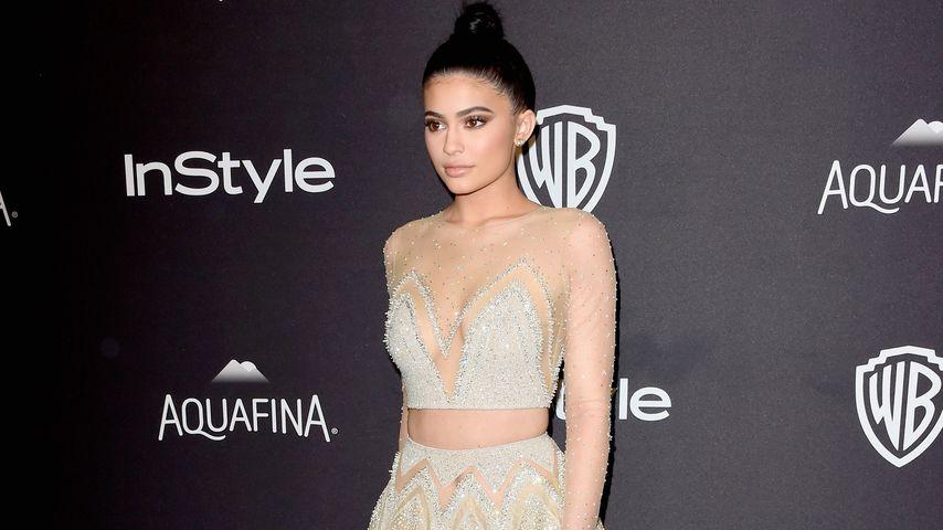Kylie Jenner bei den Golden Globes