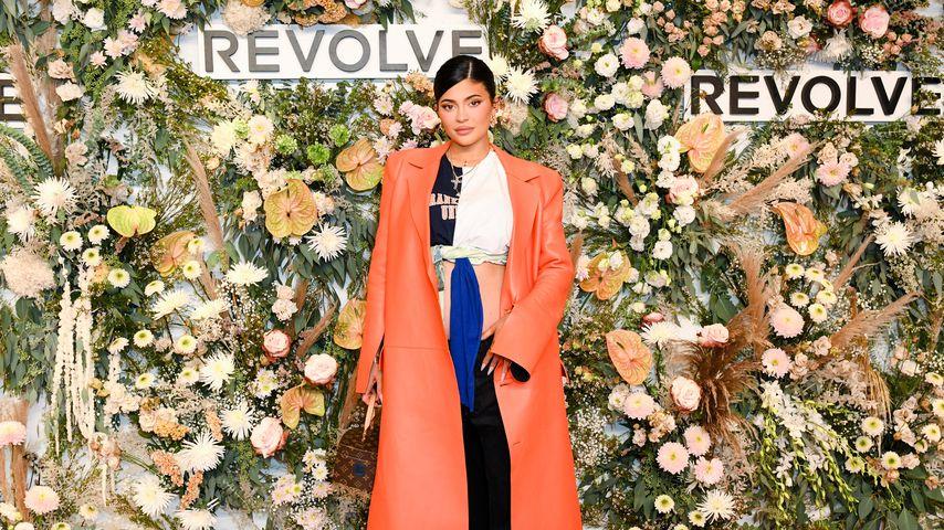 Kylie Jenner bei einem Event in New York, September 2021